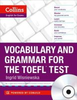 Wisniewska, Ingrid - Collins Vocabulary and Grammar for the TOEFL Test - 9780007499663 - 9780007499663