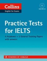 HarperCollins UK - Collins Practice Tests for IELTS - 9780007499694 - V9780007499694