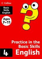 HarperCollins UK - Practice in the Basic Skills English Boo (Collins Practice) - 9780007505456 - V9780007505456