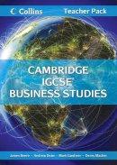 Beere, James, Gardiner, Mark, Machin, Denry, Dean, Andrew - Cambridge IGCSE ® Business Studies Teacher Resource Pack (Collins IGCSE Business Studies) - 9780007507030 - V9780007507030