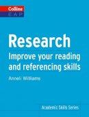 Williams, Anneli - Research - 9780007507115 - V9780007507115