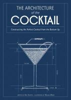 Zavatto, Amy - The Architecture of the Cocktail - 9780007518418 - KSS0011334