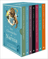 Lewis, C. S. - The Chronicles of Narnia Boxed Set - 9780007528097 - V9780007528097