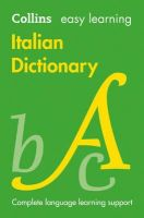 Collins Dictionaries - Easy Learning Italian Dictionary (Collins Easy Learning Italian) - 9780007530939 - V9780007530939