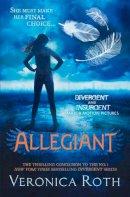 Roth, Veronica - Allegiant (Divergent) - 9780007534944 - V9780007534944