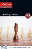 - Collins Elt Readers — Amazing Leaders (Level 4) (Collins Amazing People ELT Readers) - 9780007545070 - V9780007545070