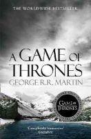 Martin, George R R - A GAME OF THRONES - 9780007548231 - 9780007548231