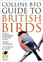 Sterry, Paul, Stancliffe, Paul - Collins BTO Guide to British Birds - 9780007551514 - V9780007551514