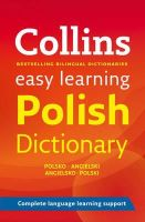 Collins Dictionaries - Collins Easy Learning Polish Dictionary (Polish and English Edition) - 9780007551910 - V9780007551910