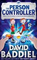 Baddiel, David - The Person Controller - 9780007554546 - 9780007554546