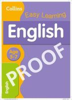 Collins UK - English Age 5-7 (Collins Easy Learning) - 9780007559848 - V9780007559848