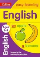Collins UK - English Age 7-9 (Collins Easy Learning) - 9780007559862 - KRA0001783
