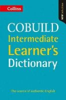 NA - Collins COBUILD Intermediate Learner's Dictionary - 9780007580606 - V9780007580606