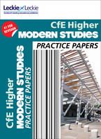 Weir, Fiona, Leckie & Leckie - CFE Higher Modern Studies Practice Papers for SQA Exams - 9780007590971 - V9780007590971