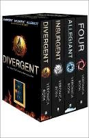 Roth, Veronica - Divergent Series Box Set (Books 1-4 Plus World of Divergent) - 9780007591374 - 9780007591374