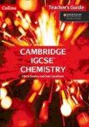 Collins UK - Collins Cambridge IGCSE ® - Chemistry Teacher Pack: Cambridge IGCSE ® [Second Edition] - 9780007592661 - V9780007592661