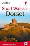 Collins Maps - Short Walks In Dorset - 9780008101565 - V9780008101565