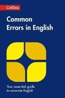 Collins Dictionaries - Collins Common Errors In English - 9780008101763 - V9780008101763