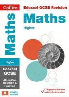 Collins UK - Collins GCSE Revision and Practice - New 2015 Curriculum Edition — Edexcel GCSE Maths Higher Tier: All-In-One Revision and Practice - 9780008110369 - V9780008110369
