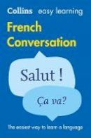 Collins Dictionaries - Collins Easy Learning French — Easy Learning French Conversation - 9780008111984 - V9780008111984