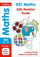 Collins UK - Collins KS1 Revision and Practice - New 2014 Curriculum Edition — KS1 Maths: Revision Guide - 9780008112721 - V9780008112721