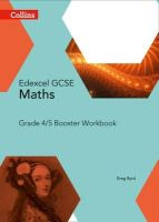 Byrd, Greg - Collins GCSE Maths — Edexcel Foundation Booster Workbook: Targetting Grades 4/5 - 9780008114206 - KSG0018552