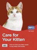 RSPCA - Care for Your Kitten (RSPCA Pet Guide) - 9780008118297 - V9780008118297