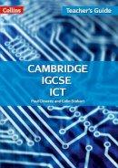 Clowrey, Paul, Stobart, Colin - Cambridge IGCSE Teacher Guide (Collins Cambridge IGCSE) - 9780008120986 - V9780008120986