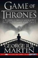 R. R. Martin, George - A Dance with Dragons: Part 1 Dreams and Dust (A Song of Ice and Fire, Book 5) - 9780008122300 - V9780008122300