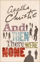 Christie, Agatha - And Then There Were None - 9780008123208 - 9780008123208