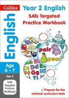 Collins Uk - Collins KS1 Revision and Practice - New 2014 Curriculum Edition — Year 2 English: Bumper Workbook - 9780008125172 - V9780008125172
