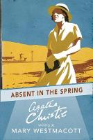 Christie - Absent in the Spring - 9780008131432 - 9780008131432
