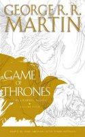 Martin, George R. R. - A Game of Thrones: Graphic Novel, Volume Four: Volume 4 - 9780008132200 - V9780008132200