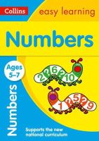 Collins Easy Learning - Collins Easy Learning Age 5-7 — Number Practice Ages 5-7: New Edition - 9780008134310 - V9780008134310