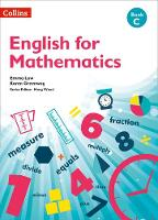Collins Uk - English For Mathematics: Book C - 9780008135720 - V9780008135720