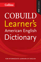Collins UK - Collins COBUILD Learner's American English Dictionary - 9780008135782 - V9780008135782