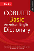 Collins UK - Collins COBUILD Basic American English Dictionary - 9780008135799 - V9780008135799