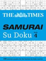 The Times Mind Games - The Times Samurai Su Doku Book 4 - 9780008136406 - V9780008136406