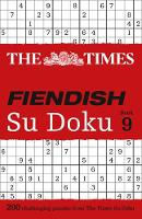 The Times Mind Games - The Times Fiendish Su Doku Book 9 - 9780008136437 - V9780008136437