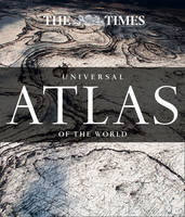 Times UK - The Times Universal Atlas of the World - 9780008138844 - V9780008138844