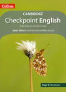 Burchell, Julia; Gould, Mike - Collins Cambridge Checkpoint English - Stage 8: Workbook - 9780008140502 - V9780008140502