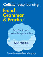 Dictionaries, Collins - French Grammar & Practice (Collins Easy Learning) - 9780008141639 - 9780008141639