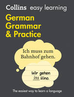 Collins Dictionaries - Collins Easy Learning German – Easy Learning German Grammar and Practice - 9780008141653 - V9780008141653