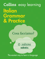 Collins Dictionaries - Collins Easy Learning Italian – Easy Learning Italian Grammar and Practice - 9780008141660 - V9780008141660