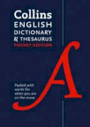 Collins Dictionaries - Collins English Dictionary and Thesaurus - 9780008141790 - 9780008141790