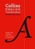 Collins Dictionaries - Collins English Thesaurus - 9780008141820 - V9780008141820