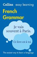 Collins Dictionaries - Collins Easy Learning French – Easy Learning French Grammar - 9780008141998 - V9780008141998