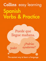 Collins Dictionaries - Collins Easy Learning Spanish – Easy Learning Spanish Verbs and Practice - 9780008142094 - V9780008142094