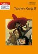 Collins UK - Collins International Primary English – Cambridge Primary English Teacher's Book 6 - 9780008147778 - V9780008147778