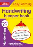 Collins Easy Learning - Handwriting Bumper Book Ages 7-9 - 9780008151447 - V9780008151447